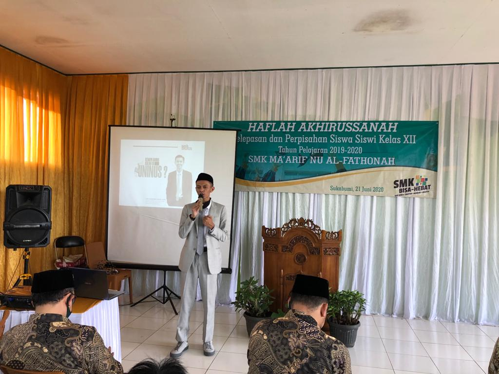 Sosialisasi UNINUS Di Sukabumi