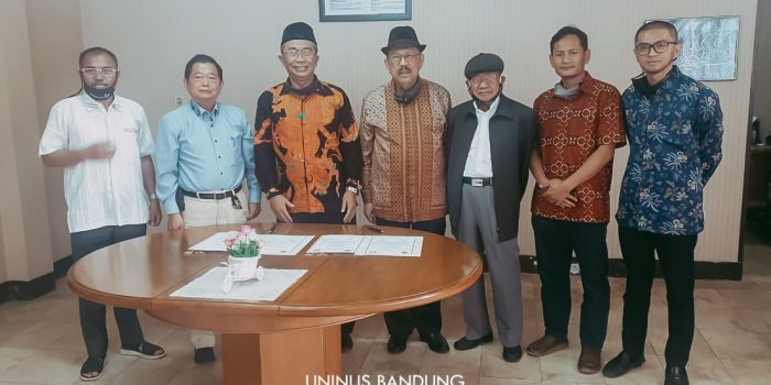 MoU UNINUS Dengan APINDO & Perhimpunan Indonesia Tionghoa