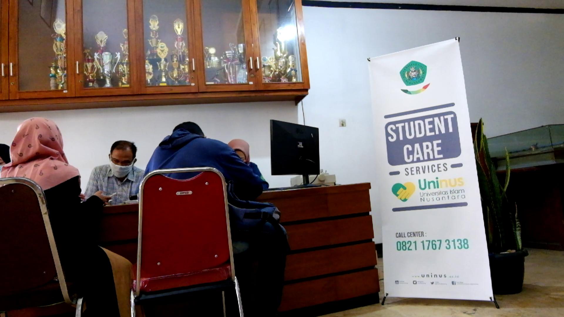 Student Care Services Program Terbaru Dari Direktorat Keuangan & Aset
