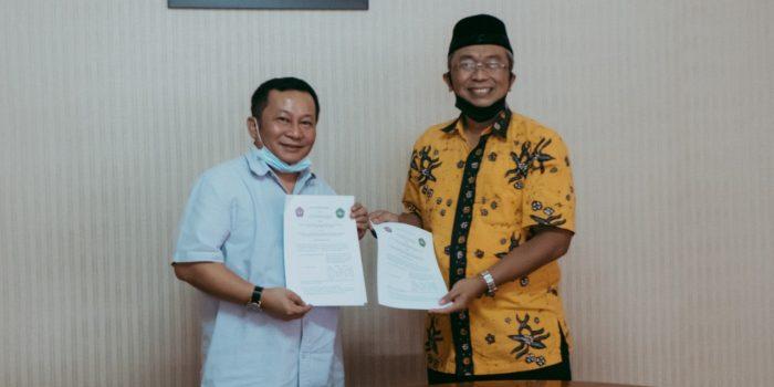 Penandatanganan MoU Uninus Dengan ASM Kencana Bandung