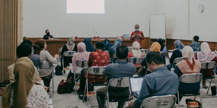 Workshop Penyusunan Proposal Riset & Pengelolaan Bibliografi Menggunakan Mendeley