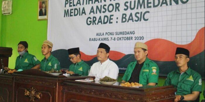 Kader Ansor Harus Mampu Produksi Konten Di Medsos