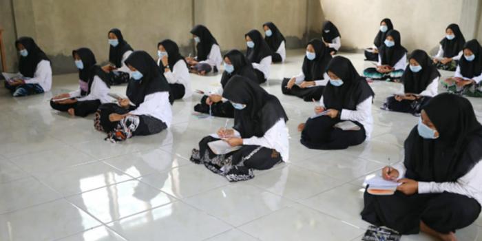 Wali Santri Diminta Tak Jenguk Anaknya Di Pondok Untuk Hindari Ancaman Covid-19