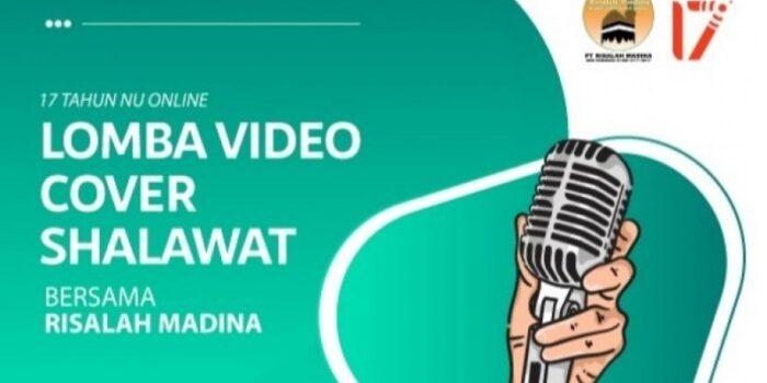 Pengumuman Lomba Cover Shalawat Harlah NU Online