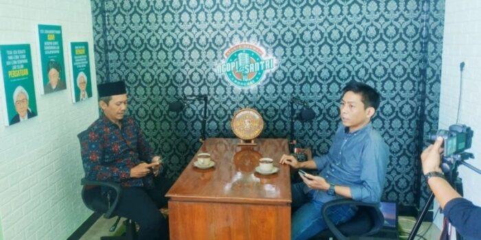 Optimalkan Dakwah Di Kalangan Milenial, LTNNU-LDNU Jombang Luncurkan Studio