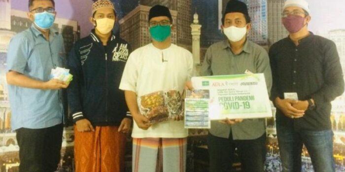Enesis Wujudkan Pesantren At-Tauhid Surabaya Bebas Covid-19