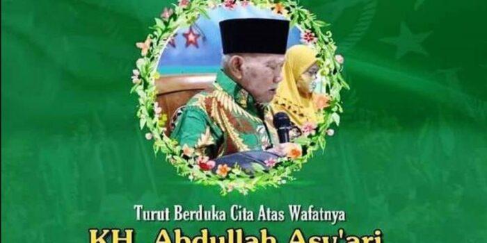 Innalillahi, Mustasyar PCNU Surakarta KH Abdullah Asyari Wafat