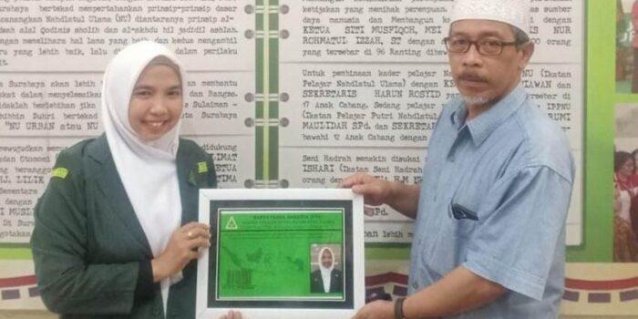 IPPNU Surabaya Berbenah Melalui Pendataan Anggota