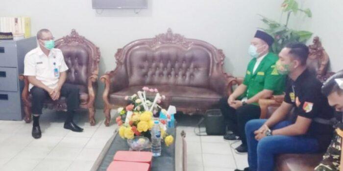 Gandeng BNNK, Ansor Palangka Raya Siap Berantas Narkoba