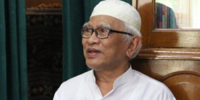 Gus Musdan Mauidzah Hasanahdi Tengah Kiai-kiai Sepuh