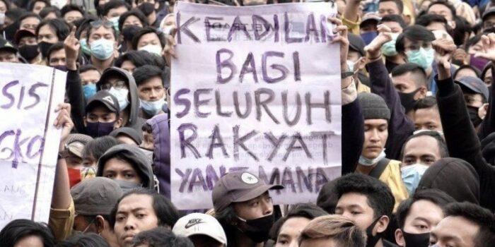 Demonstrasi Dijamin Undang-undang, Harap Tertib Dan Tidak Anarkis