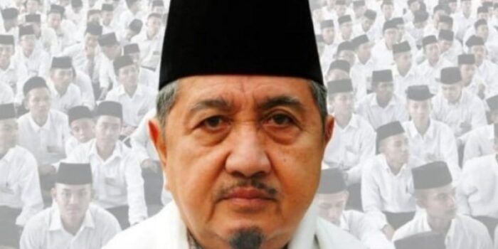 KH Abdullah Syukri Zarkasyi, Pimpinan Pesantren Gontor Wafat