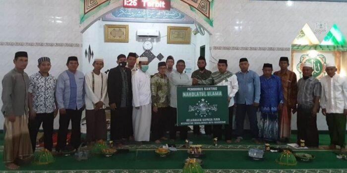 NU Tamalanrea Kota Makassar Aktifkan Kepengurusan Di Tingkat Ranting