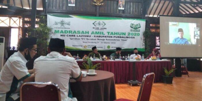 Madrasah Amil Upaya Penguatan Tata Kelola Zakat NU Di Purbalingga