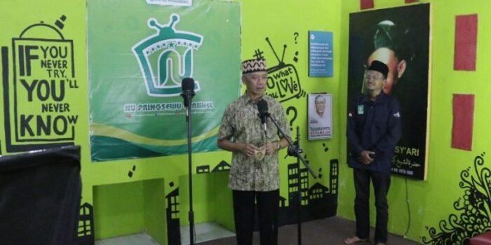 Hadiri Malam Anugerah Hari Santri, Bupati Pringsewu: Perubahan Adalah Keniscayaan