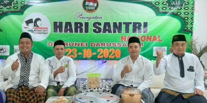 Peringatan Hari Santri Di Brunei Darussalam