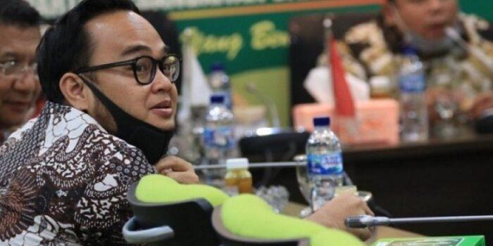 Ungkap Penyebab Kebakaran Gedung Kejagung, Anggota Komisi III DPR Apresiasi Bareskrim