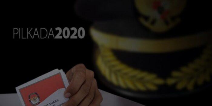 Hanya 98 Paslon Berkampanye Daring Dari 270 Daerah