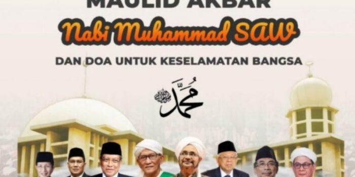 PBNU Gelar Maulid Akbar Nabi Muhammad Di Masjid Istiqlal Besok