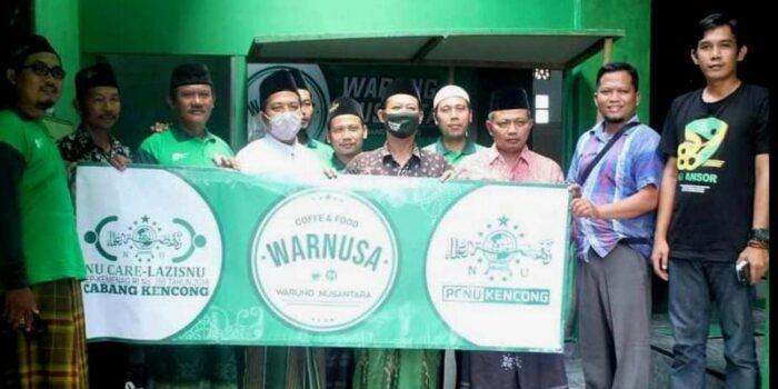 Warnusa, Unit Usaha Baru LAZISNU Kencong Jember