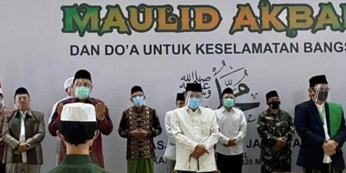 Teruslah Jadi Mata Air Untuk Umat Islam