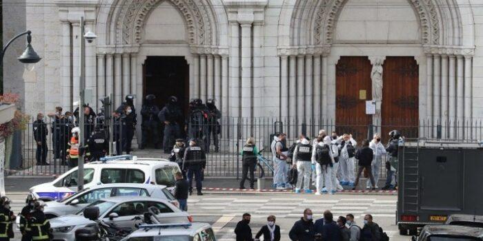 Muslim Prancis Kecam Pembunuhan Tiga Orang Di Nice