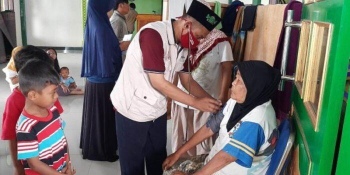Sepekan Bantuan NU Peduli Di Pengungsian Warga Terdampak Banjir Kroya Cilacap
