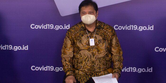 """Ketua Komite KPCPEN Airlangga Hartarto: """"30 Juta Dosis Vaksin Tiba Akhir Tahun 2020"""" – Berita Terkini"""