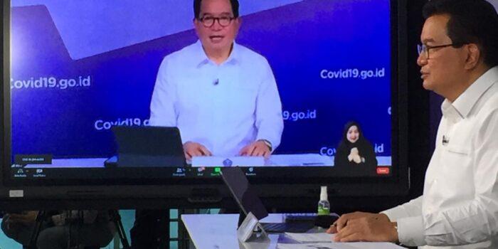 """""""Kabar Baik: Persentase Kasus Aktif Indonesia Di Bawah Angka Dunia"""" – Berita Terkini"""
