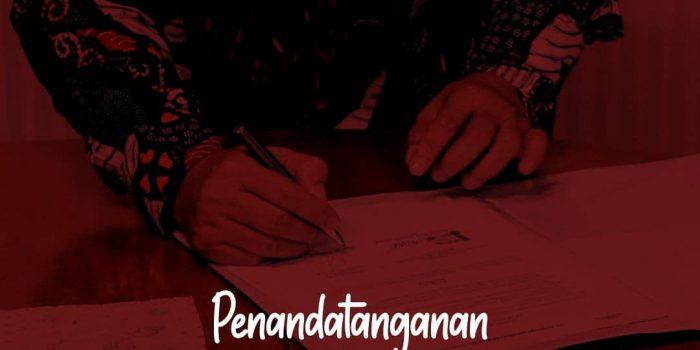 Penandatanganan Nota Kesepahaman Bersama Antara Universitas Islam Nusantara Deng…