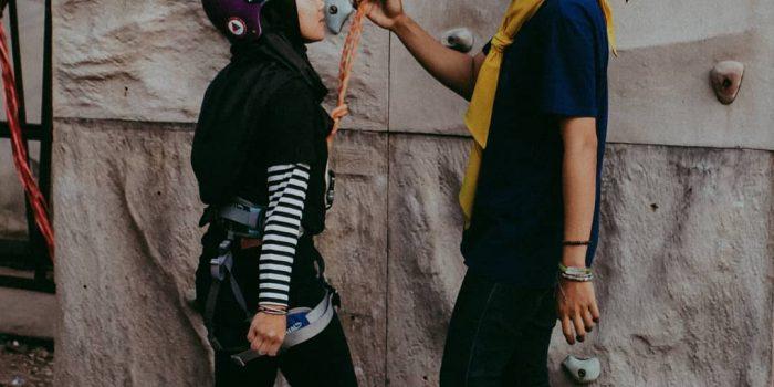 """Hati-hati Ya Neng Kalo Manjat Climbing"", Ungkap Salah Seorang Anggota KPA Girir…"