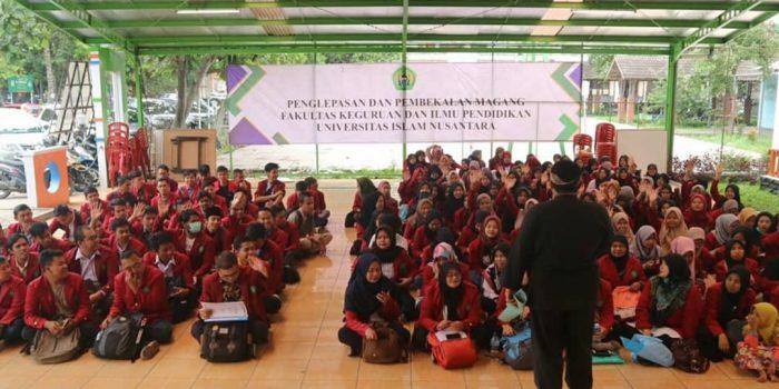 Fakultas Keguruan Dan Ilmu Pendidikan Uninus Melepas 846 Mahasiswa Magang Semest…