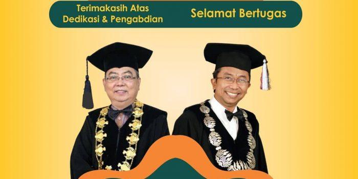 #reupload . Terimakasih Atas Dedikasi & Pengabdian Dr. Suhendra Yusuf, M.A, Rekt…